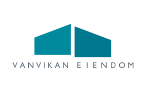 Vanvikan Eiendom logo